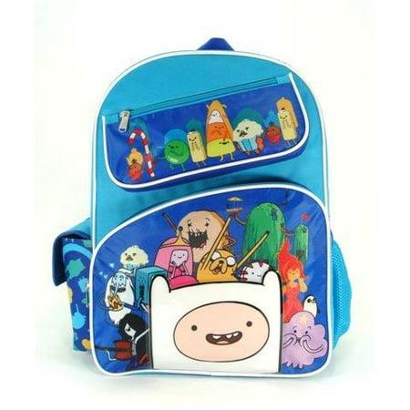 Backpack - - Finn Big Group/Team 16 New Large Bag 635121 16 Big Mouth Bag