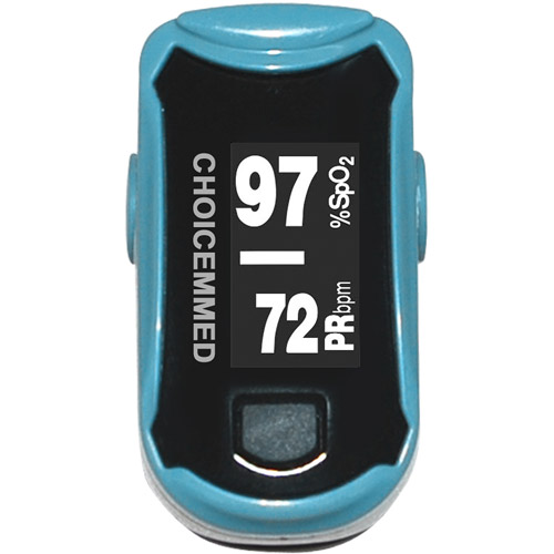 Choicemmed Oxywatch Fingertip Pulse Oximeter, 1ct