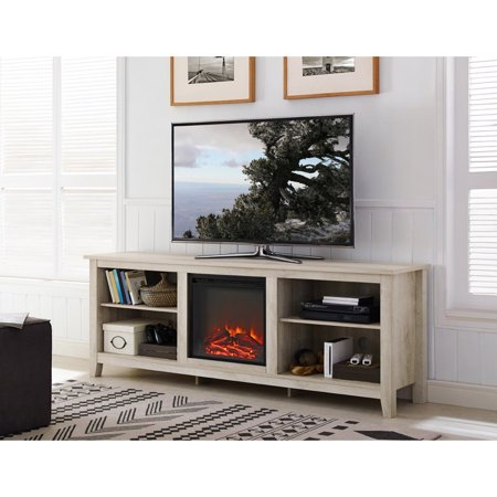Walker Edison 70 Quot Wood Media Tv Stand Console With