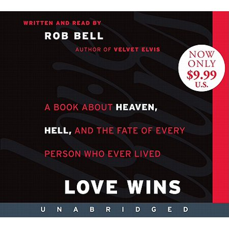 Love Wins : A Book about Heaven, Hell, and the Fate of Every Person Who Ever Lived - Cutest Person Ever