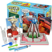 Ben Franklin Volcano Making Experiment Science Lab Kit