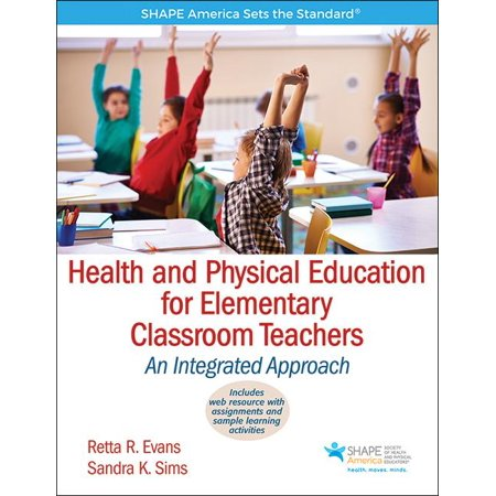 Health and Physical Education for Elementary Classroom Teacher with Web Resource : An Integrated Approach - Halloween Physical Education Activities