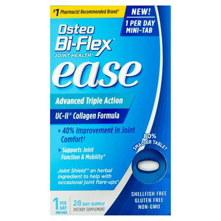 (2 pack) Osteo Bi-Flex® Ease Advanced Triple Action, 28 Mini (Action Joint)