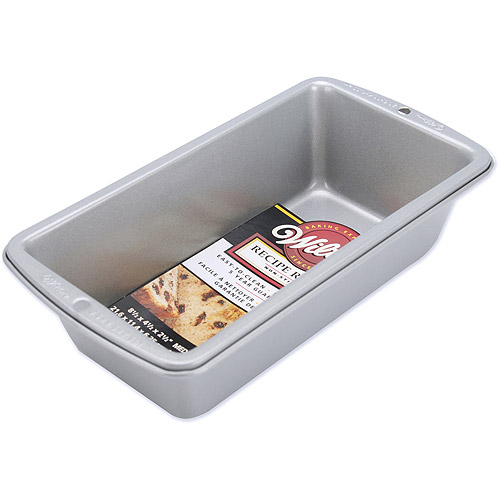 "Wilton Recipe Right 8.5""x4.5"" Loaf Pan 2105-950"