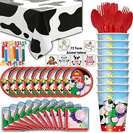 Animal Party Supplies (