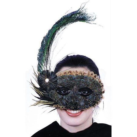 Mask Feather 20S Style](20s Style Clothing)