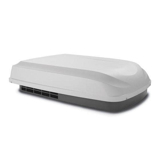 Dometic 651815CXX1C0 Penguin II Low Profile Roof Top Heat Pump - 13,500  BTU, Multi-Zone CCC II