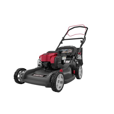 Black Max 21-Inch Self-Propelled Mower