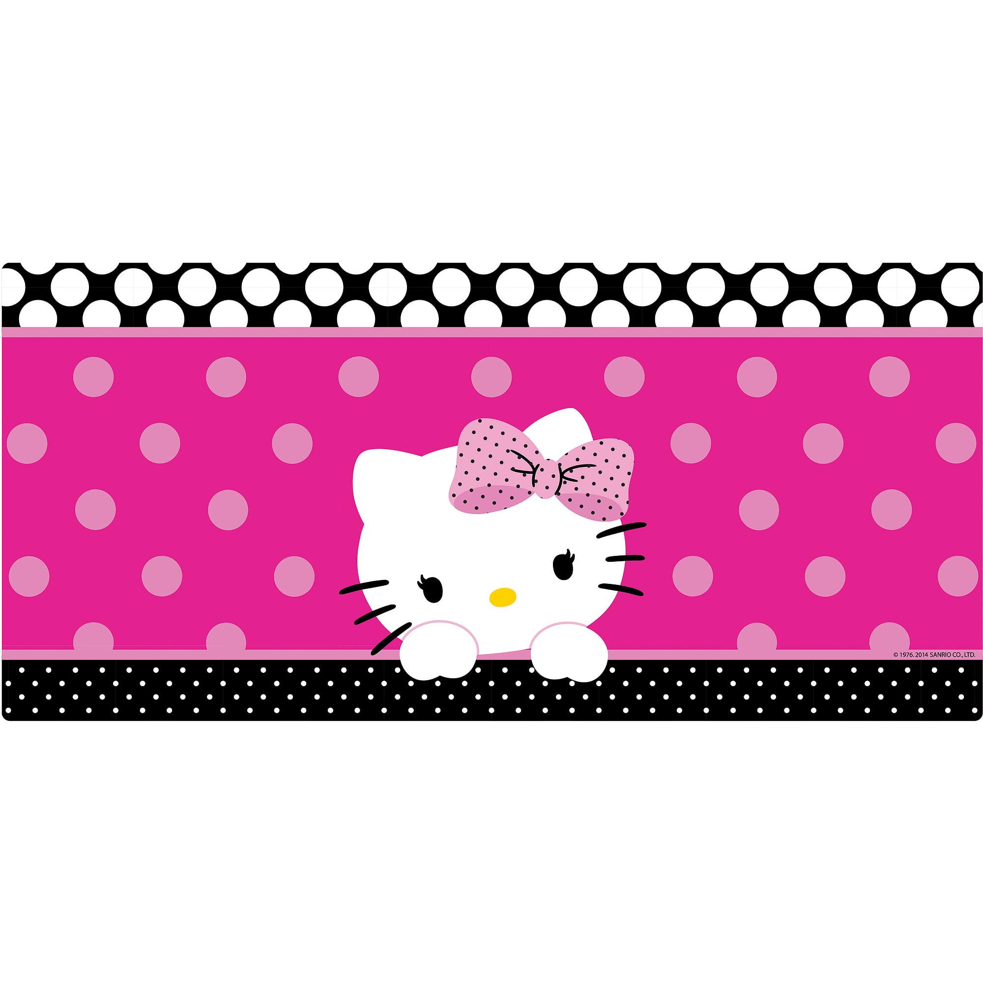Hello Kitty Dots J'Adore Tub Mat
