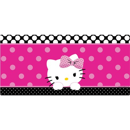 Hello Kitty Dots J Adore Tub Mat Walmart Com