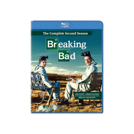 Breaking Bad: The Complete Second Season (Best Lines From Breaking Bad)