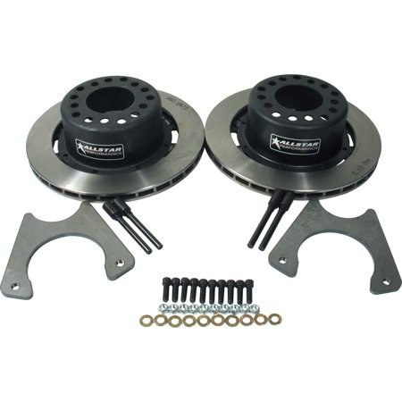 Allstar Performance Rear Brake System Kit 3 in Axle Tubes P/N 42019 All Brake System