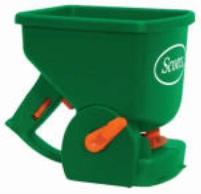 Scotts Easy Hand Held Spreader Use With Seed Fertilizer a...