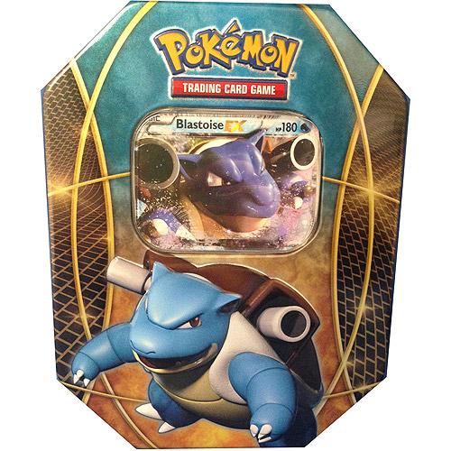 Pokemon Trading Card Game EX Power Trio Tin