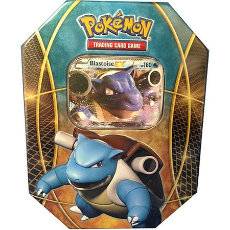 Pokemon Trading Card Game EX Power Trio Tin