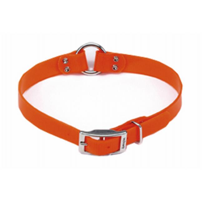 R4905 ORG18 1 x 18 in. Center Ring Collar, Orange