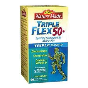 Nature Made Nutritional Products Nature Made  Triple Flex, 120 ea