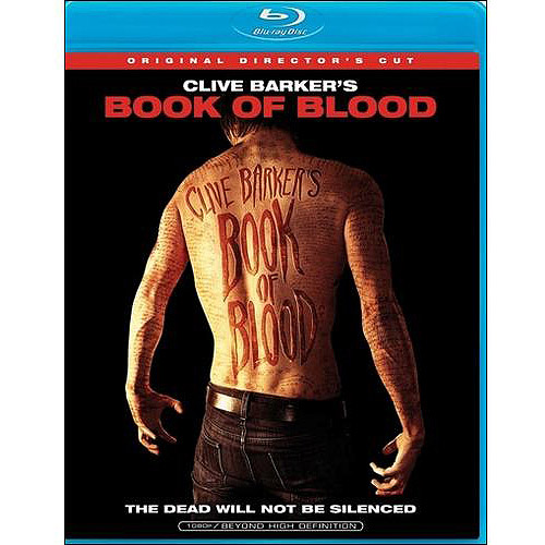 Clive Barker's Book Of Blood (Blu-ray) (Widescreen)
