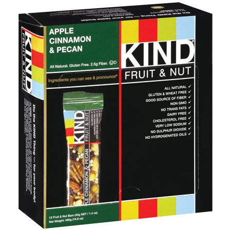 KIND ® Apple Cinnamon & Pecan 12-1.4 oz. Bars