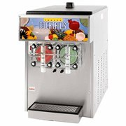 Crathco 3312 Twin Countertop Frozen Beverage Dispenser 120V by Crathco
