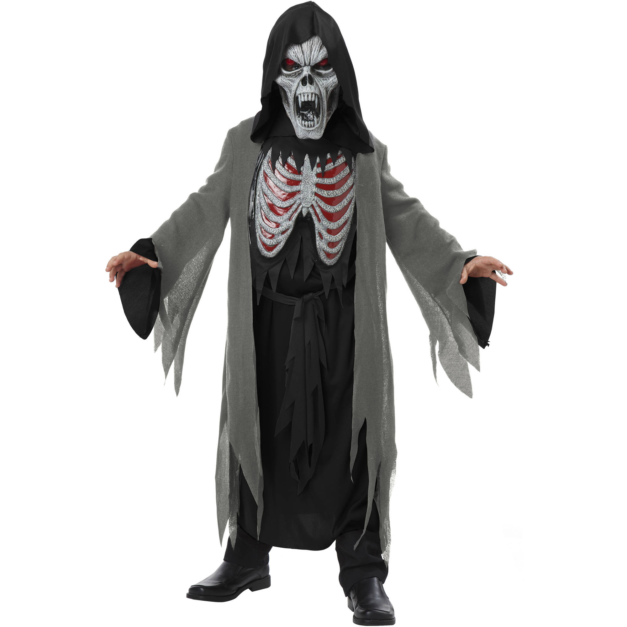 Blood Skeleton Child Halloween Costume