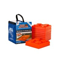 Deals on 10-Pack Lynx Levelers RV Leveling Blocks w/Nylon Storage Case