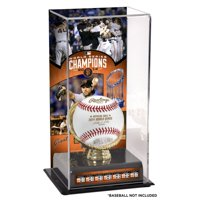 San Francisco San Francisco Giants Fanatics Authentic 2014 World Series Champions Gold Glove with Image Baseball Display Case - No Size
