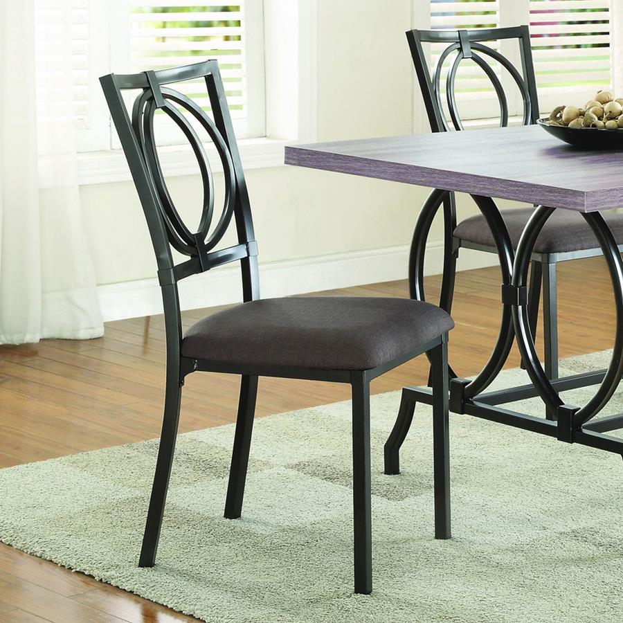 Homelegance Chama Side Chair (Set of 2)