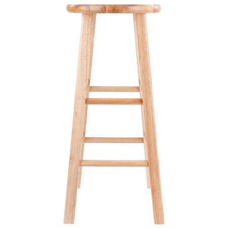 Groovy Winsome Wood Pacey 29 Bar Stools Set Of 2 Multiple Colors Ibusinesslaw Wood Chair Design Ideas Ibusinesslaworg