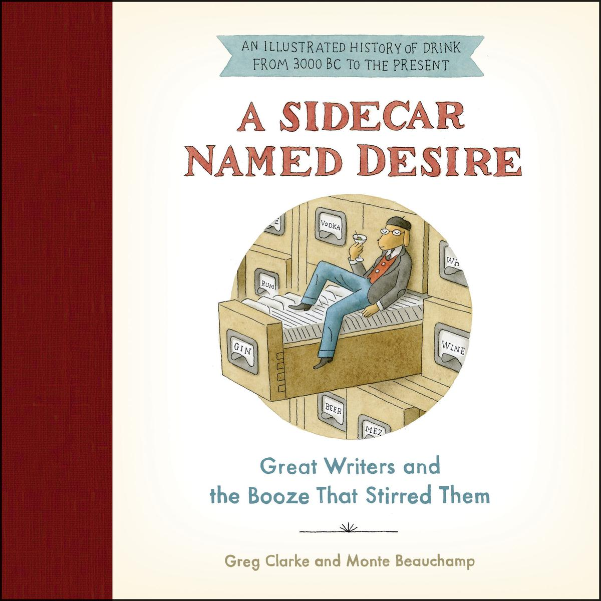 A Sidecar Named Desire - Audiobook