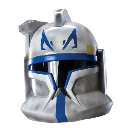 Clone Trooper Captain Rex Helmet Rubies 4530 - Walmart.com