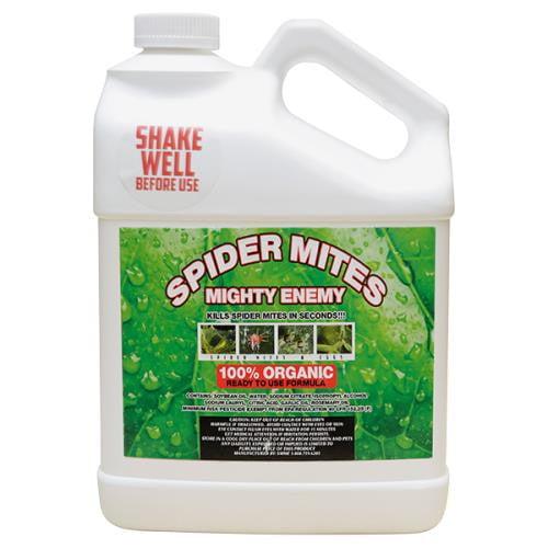 Spider Mite Mighty Enemy 5 Gallon