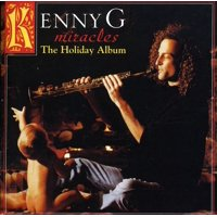 Kenny G Miracls The Holiday Album (CD)