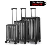 Best luggage - Keenstone expandable Luggage Sets 3pcs including 20''/24''/28''with TSA Review