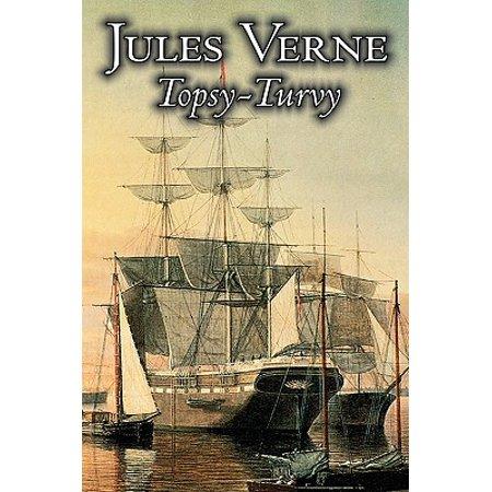 Topsy-Turvy by Jules Verne, Fiction, Fantasy & Magic - Jules Pulp Fiction
