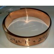 Solid Copper Wire Bezel / Strip 1