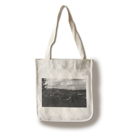 Castle Rock, Washington - Aerial View of City from Reservoir Hill (100% Cotton Tote Bag - Reusable)](Party City Rock Hill Sc)