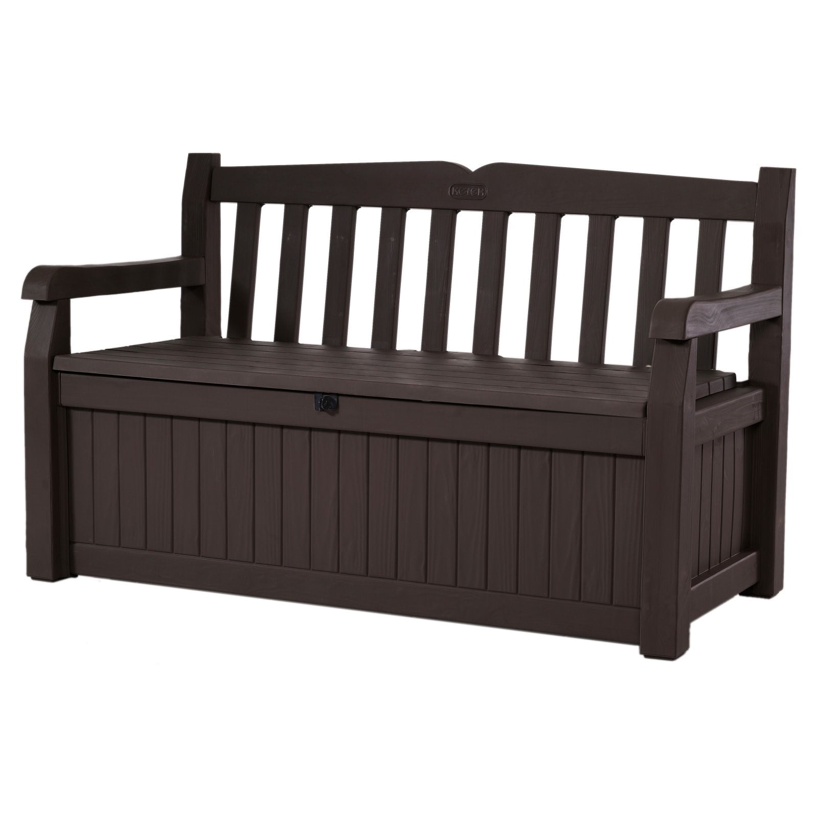 keter storage bench