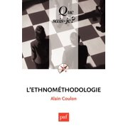 L'ethnométhodologie - eBook