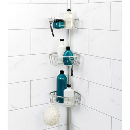 Versalot No-Rust Shower Caddy - Walmart.com
