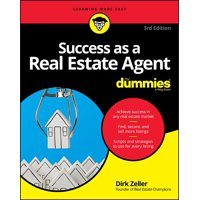 For Dummies: Success as a Real Estate Agent for Dummies (Paperback)