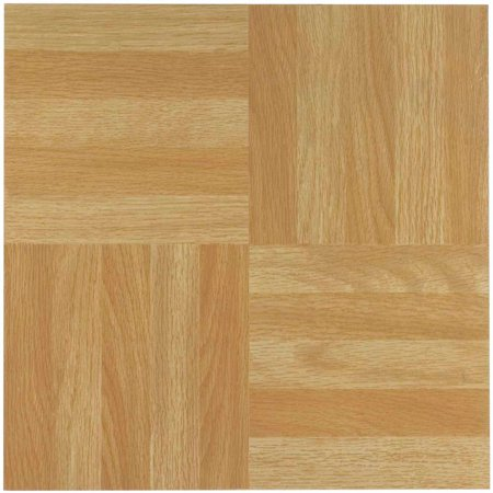 Vinyl Floor Tile vinyl flooring buying guide Nexus Four Finger Square Parquet 12x12 Self Adhesive Vinyl Floor Tile 20 Tiles20