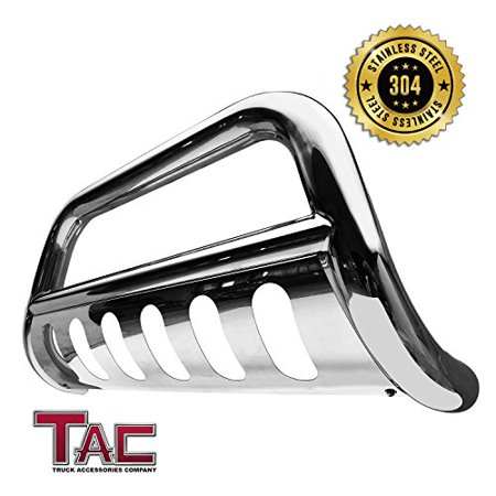 """TAC Bull Bar for 2004-2018 Ford F150 Pickup Truck (Excl  Heritage Edition  and 10-14 F150 Raptor Models) / 2003-2017 Ford Expedition Pickup Truck 3"""""""