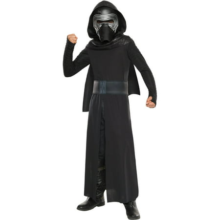 Star Wars Episode 7 Kylo Ren Child Dress Up / Role Play Costume, One Size, S (4-6) - Star Wars Kids Dress Up