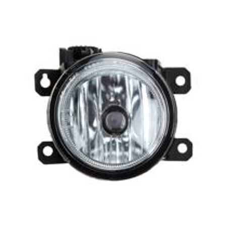 Compatible 2013 - 2015 Honda Civic Fog Light Lamp Assembly Replacement Housing / Lens / Cover - Left (Driver) 33951-TY0-305 HO2592136 Replacement For Honda Civic