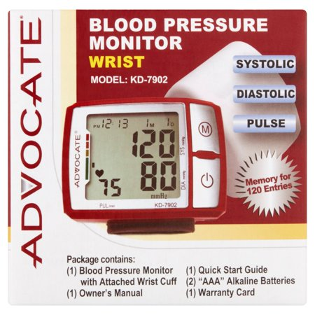 mabis blood pressure monitor manual