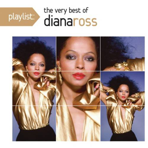 Diana Ross - Playlist: The Very Best Of Diana Ross (CD)