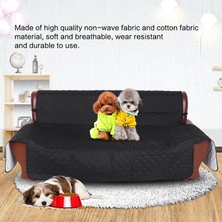 Soft Anti Slip Pet Sofa Waterproof Cover Slipcover Dog Cat Couch Pad Mat Furniture Protector