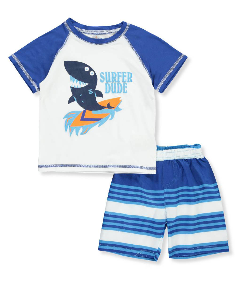 Baby Boys' 2-Piece Swim Set
