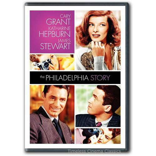 The Philadelphia Story (1940) (Full Frame)